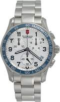 Victorinox Men's 241121 Chrono Classic Dial Watch