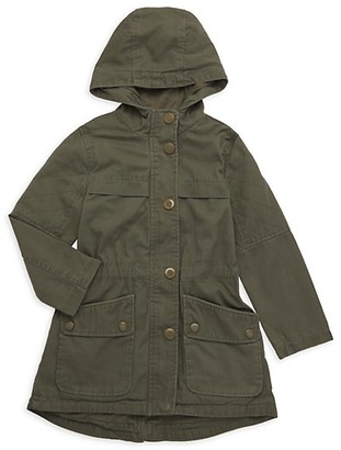 Urban Republic Little Girl's Twill Jacket