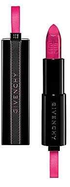 Givenchy Women's Rouge Interdit Marble Fuchsia Lipstick