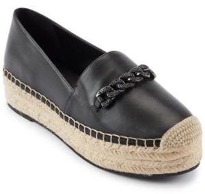 Karl Lagerfeld Paris Moxy Espadrille Flats Women's Shoes