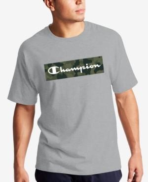 Champion Men's Camouflage Block T-Shirt