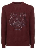 Kenzo Silicone Tiger Sweatshirt