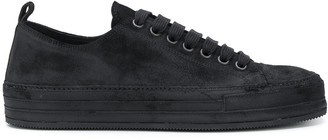 Ann Demeulemeester Low-Top Lace-Up Trainers