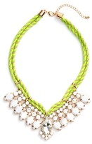 Adia Kibur Women's Teardrop Rope Necklace