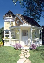 The Well Appointed House Summer Cottage Child's Playhouse