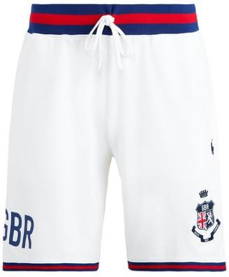 Ralph Lauren Great Britain Sports Sweatshorts