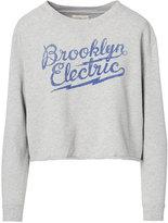 Denim & Supply Ralph Lauren Cotton Graphic Sweatshirt