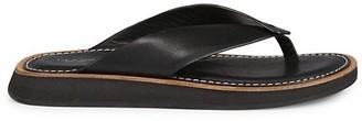 Rag & Bone Parker Leather Thong Sandals