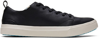 Toms Water-Resistant Leather Men's TRVL LITE Low Sneakers