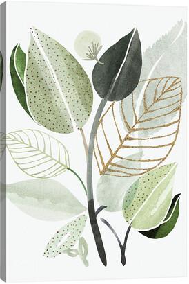 iCanvas Forest Bouquet Wall Art