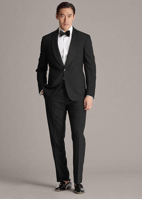 Ralph Lauren Gregory Wool Shawl Tuxedo