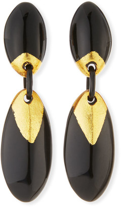 Viktoria Hayman Statement Dangle Drop Earrings
