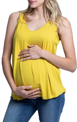 Angel Maternity Maternity/Nursing Swing Tank