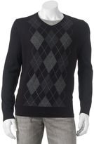Apt. 9 Men's Classic-Fit Argyle Merino Sweater