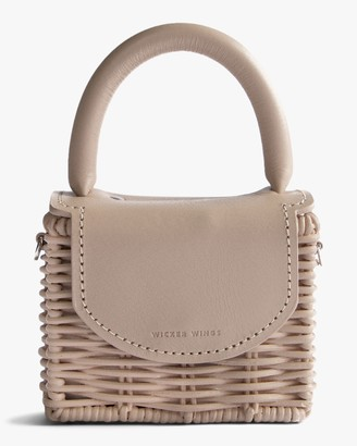 Wicker Wings Micro Babing Handbag