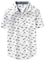 Gymboree Fish Shirt