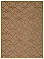 Nourison Aloha Green Indoor/Outdoor Rug