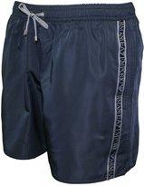 Emporio Armani Logo Tape Premium Men's Swim Shorts