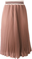 Blugirl Fard pleated skirt - women - Cotton/Polyester - 40