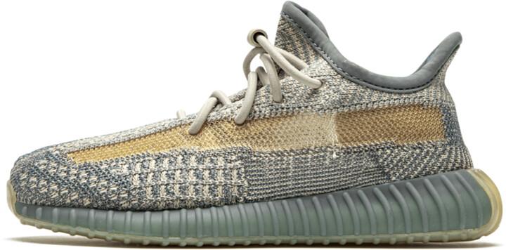 Adidas Yeezy Boost 350 V2 Kids 'Israfil' Shoes - Size 10.5K
