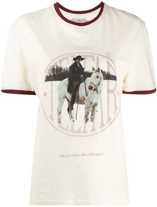 Telfar graphic print T-shirt