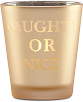 Lenox Golden Holidays Naughty or Nice Votive
