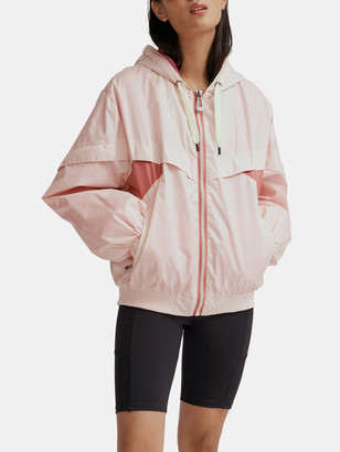 Noize Autumn Short Windbreaker