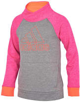 adidas Pull Me Over Sweatshirt, Little Girls