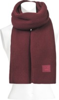Acne Studios Bansy l face scarf