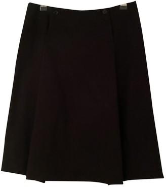 Piombo Black Skirt for Women