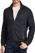 Polo Ralph Lauren Big and Tall Jacquard Fleece Jacket