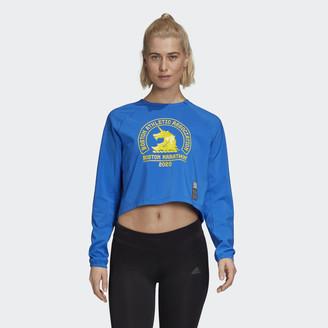 adidas Boston Marathon 2020 Logo Sweatshirt
