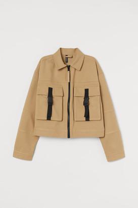 H&M Short utility jacket