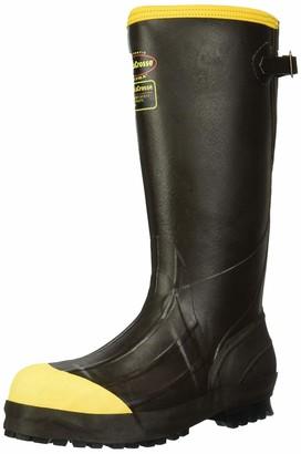LaCrosse Men's Alpha Aggressive 3.5 MM Steel Toe Work Boot