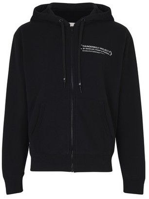 MONCLER GENIUS x Fragment - Hooded jacket