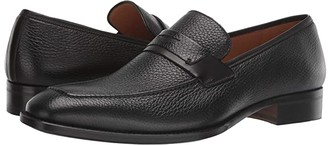 Mezlan Elche (Black) Men's Slip on Shoes