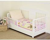 Dream On Me Naptime 4 Piece Toddler Bedding Set