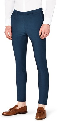 Find. Amazon Brand Men's Super Skinny Fit Tonic Formal Trousers