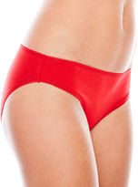 JCPenney Ambrielle Tailored High-Cut Panties
