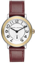 Marc by Marc Jacobs Riley Red Watch