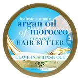 OGX Hydrate + Repair Argan Oil of Morocco Creamy Hair Butter 187 g