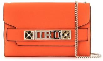 Proenza Schouler PS11 Linosa leather clutch bag