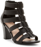 Restricted Avalon High Heel Cage Sandal