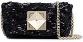 Sonia Rykiel sequined cross body bag