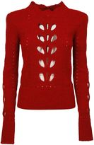 Isabel Marant Red ilia Knit