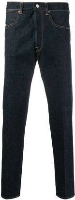Golden Goose tapered mid-rise jeans