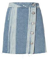 3x1 Higher Ground Mini Skirt