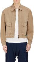 WILLY CHAVARRIA Men's Eisenhower Cotton Jacket