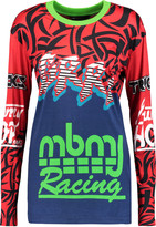 Marc by Marc Jacobs Rally printed modal-jersey top