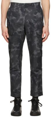 Rag & Bone Grey Camo Corbin Cargo Pants